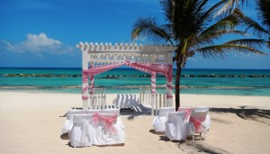 A Beach Wedding Venue
