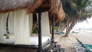 Your very own Beach Bed